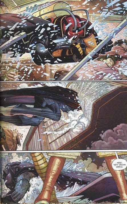 Náhled All-Star Batman 1 - Můj nejhorší nepřítel