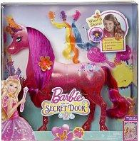 Barbie Kouzelná dvířka jednorožec parádník