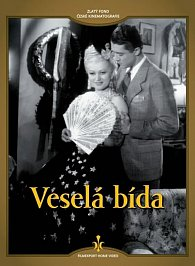 Veselá bída - DVD (digipack)