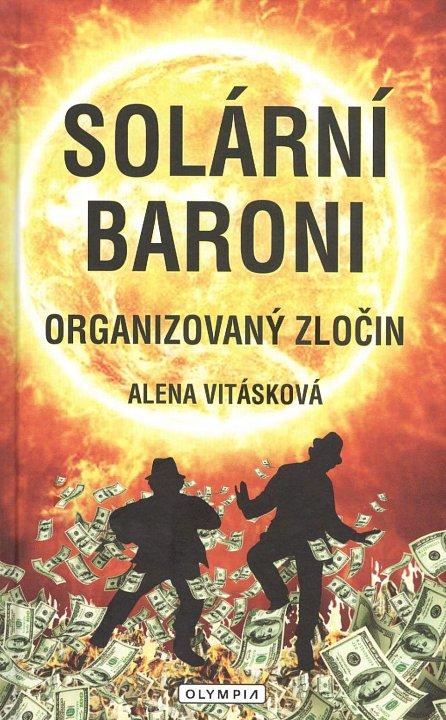 Náhled Solární baroni - Organizovaný zločin