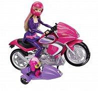Barbie tajná motorka