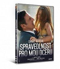 Spravedlnost pro mou dceru - DVD