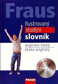 Fraus Ilustrovaný studijní slovník AČ - ČA + CD ROM - 3. vydání