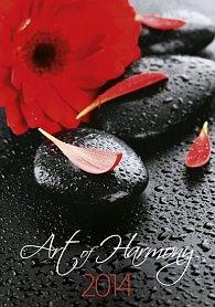 Kalendář 2014 - Art of Harmony - nástěnný