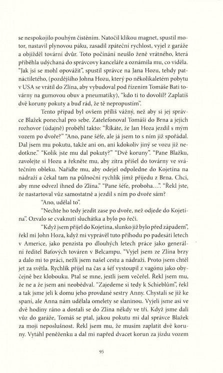 Náhled Geniální podnikatel Tomáš Baťa