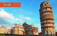 Kalendář 2011 - Svět (23,1x14,5) stolní