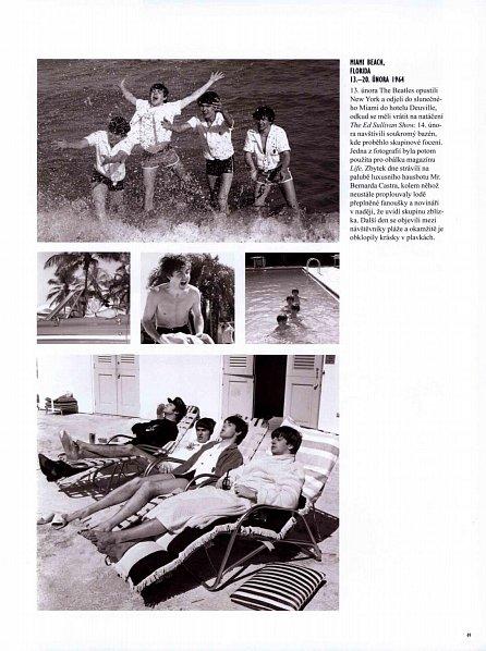 Náhled Beatles skrz naskrz - Unikátní a neznámé fotografie z archivu The Beatles Book