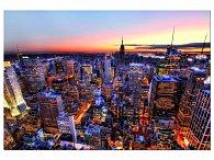Západ slunce na Manhattanu 3000 dílků