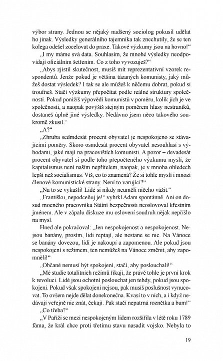 Náhled Kronika zániku Evropy 1984-2054