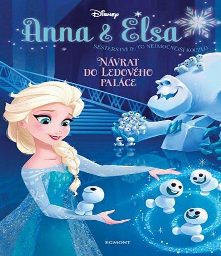 Náhled Anna a Elsa Návrat do Ledového paláce