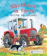 Návšteva na farme Kniha so zvukmi