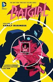 Batgirl (2011-) Vol. 2: Family Business