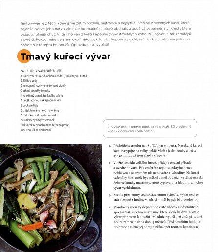 Náhled Vývary - Nejlepší recepty na vývary, polévky, rizota a omáčky