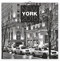 Kalendář 2015 - New York Jakub Kasl - nástěnný (GB, DE, FR, IT, ES, NL)