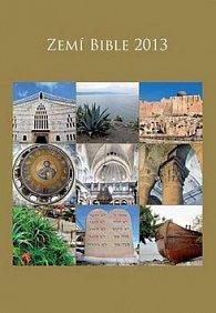 Zemí Bible 2013 - nástěnný kalendář