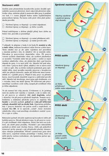 Náhled Plachty - Vše o seřizování plachet a takeláže - 3. vydání