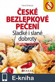 České bezlepkové pečení (E-KNIHA)