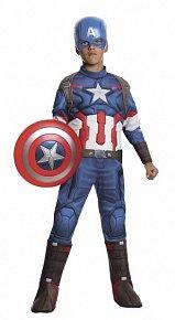 Avengers: Age of Ultron - Captain America Deluxe - vel. L