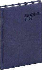 Diář 2013 - Tucson-Vivella - Týdenní A5, tmavě modrá, 15 x 21 cm