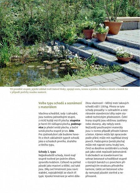 Náhled Zahradní projekty - Návrhy, plány, provedení krok za krokem