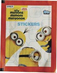 Minions: balíček samolepek (1/50)