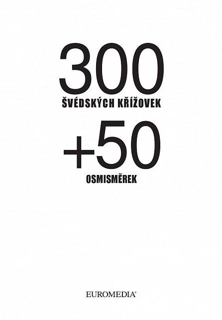 Náhled 300 švédských křížovek + 50 osmisměrek