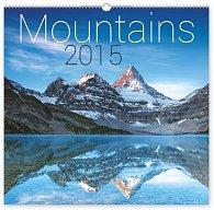 Kalendář 2015 - Hory - nástěnný