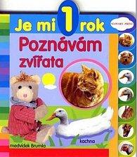 Poznávám zvířata - Je mi 1 rok