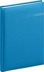 Diář 2015 - Capys - Týdenní A5, světle modrá (CZ, SK, GB, DE)