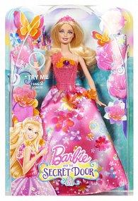 Barbie Kouzelná dvířka Alexa se zvuky