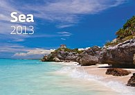 Kalendář nástěnný 2013 - Sea