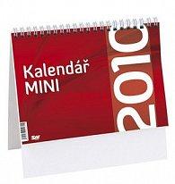 Poznámkový mini 2010 - stolní kalendář