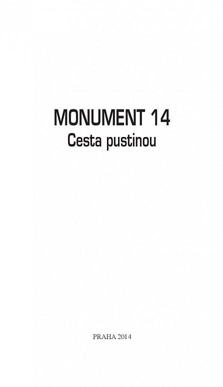 Náhled Monument 14 (3) - Cesta pustinou