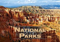 Kalendář nástěnný 2016 - National Parks 450x315
