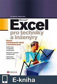 Microsoft Excel pro techniky a inženýry (E-KNIHA)