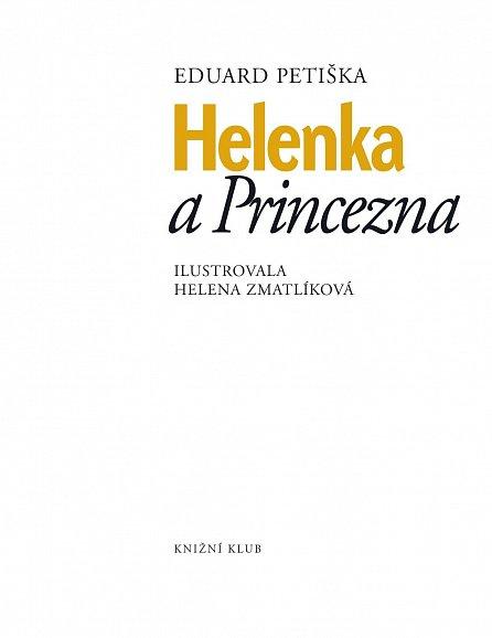 Náhled Helenka a princezna
