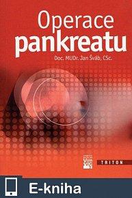 Operace pankreatu (E-KNIHA)