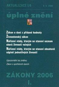 Zákon o DPH 1/4 2006
