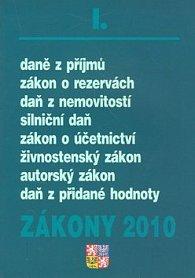 Zákony 2010 I.