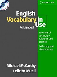 English Vocabulary in Use: Advanced: Edition with answers and CD-ROM Pack