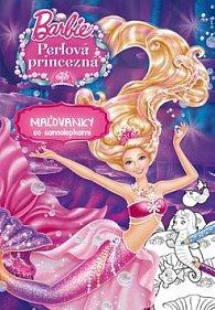 Barbie Perlová princezná Maľovanky