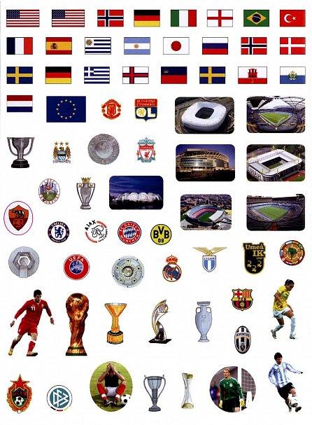 Náhled Fotbalový atlas