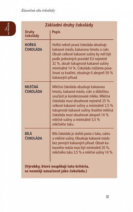 Náhled Zázračná síla čokolády - Zdraví v šálku čokolády