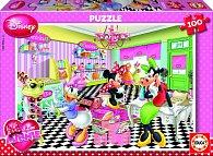 Puzzle Disney Minnie 100 dílků