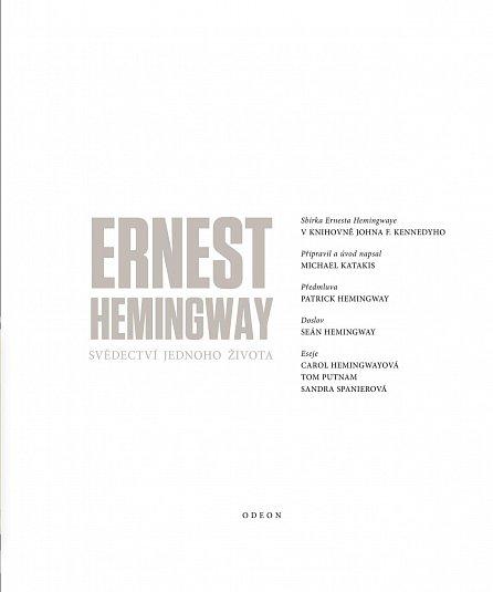 Náhled Ernest Hemingway: Svědectví jednoho života