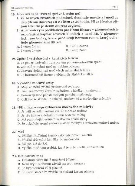 Náhled Somatologie - Anatomie a fyziologie člověka