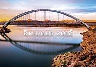Kalendář nástěnný 2018 - Bridges