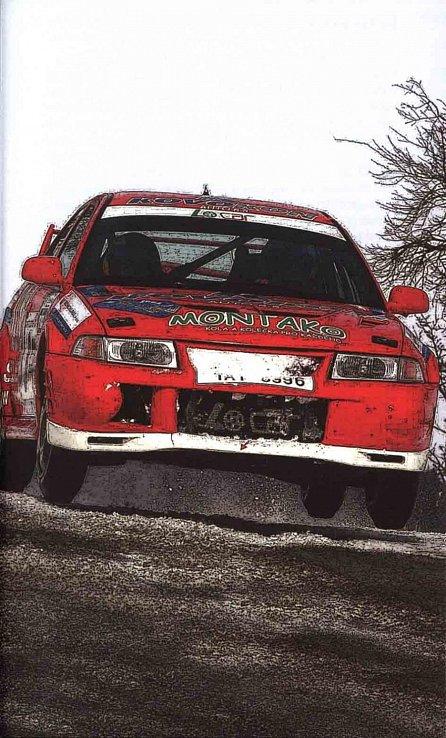 Náhled Rally all in - Autentický román ze světa rallye