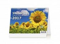 Kalendář stolní 2017 - Slunečnice