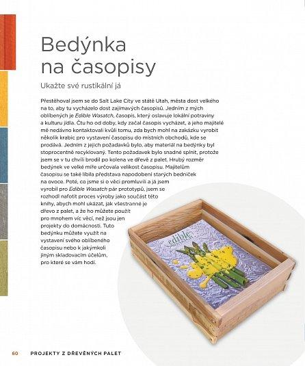 Náhled Nábytek z dřevěných palet